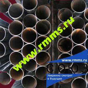 Трубы стальные электросварные прямошовные
